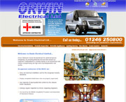 Self Maintained Websites and Ecommerce Websites - LMD - Website Design Chesterfield