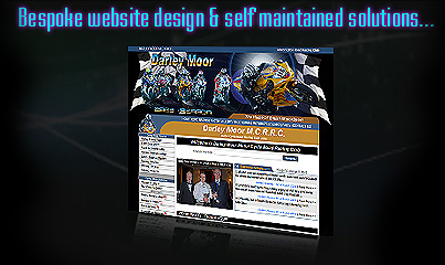 Website Design and Self maintained websites - UNLIMITED PAGES - Search Engine Consultants - Lee Marsh Design, Web Designers in Chesterfield